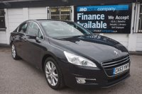 2014 PEUGEOT 508 2.0 BLUEHDI ALLURE NAVIGATION VERSION 4d FSH- 1 OWNER £6000.00