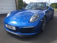 USED 2017 PORSCHE 911 3.0 CARRERA S PDK 2d AUTO 414 BHP