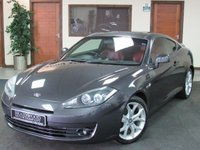 2009 HYUNDAI S-COUPE 2.0 SIII 3d 141 BHP £3995.00