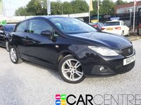 USED 2011 11 SEAT IBIZA 1.4 CHILL 3d 85 BHP 1 PREV OWNER + SERV HIST