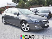 USED 2010 60 VAUXHALL ASTRA 1.4 SRI 5d 138 BHP 1 OWNER FROM NEW+ FULL SERVICE