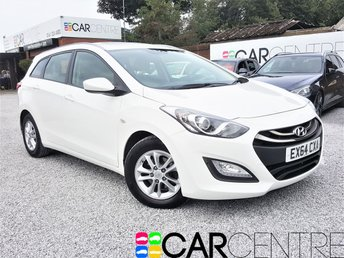 View our 2014 64 HYUNDAI I30 1.6 CRDI ACTIVE BLUE DRIVE 5d 109 BHP