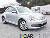USED 2012 62 VOLKSWAGEN BEETLE 1.4 DESIGN TSI 3d 158 BHP 1 PREVIOUS OWNER + FULL SERVICE HISTORY