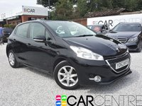 USED 2013 63 PEUGEOT 208 1.2 ACTIVE 5d 82 BHP 1 PRV OWNER + SERVICE HISTORY