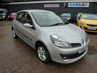 USED 2006 56 RENAULT CLIO 1.4 DYNAMIQUE (AC) 16V 5d 98 BHP