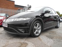 USED 2006 06 HONDA CIVIC 1.8 SE I-VTEC 5d 139 BHP ONE OWNER FROM NEW