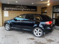 USED 2007 AUDI A3 1.8 TFSI SE Sportback 5dr 158 bhp; Good Runabout