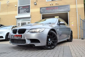 2011 BMW M3 COUPE 4.0 DCT £19495.00
