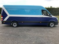 USED 2015 MERCEDES-BENZ SPRINTER 2.1 316 CDI LWB 1d 163 BHP DIRECT FROM MERCEDES, POWERFUL BIG VAN, FULL SERVICE HISTORY