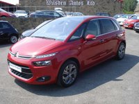 USED 2013 63 CITROEN C4 PICASSO 1.6 E-HDI AIRDREAM EXCLUSIVE PLUS ROAD TAX ONLY £20 A YEAR