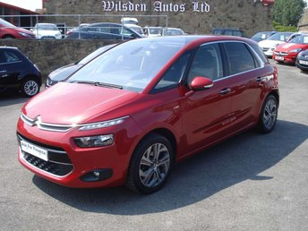 2013 CITROEN C4 PICASSO 1.6 E-HDI AIRDREAM EXCLUSIVE PLUS £8999.00