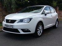 2014 SEAT IBIZA 1.4 TOCA 5d 85 BHP £7000.00