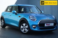 USED 2015 15 MINI HATCH COOPER 1.5 COOPER 5d 134 BHP PEPPER PACK + 1 OWNER + FSH