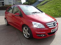 USED 2011 60 MERCEDES-BENZ B CLASS 2.0 B180 CDI SPORT 5d AUTO 109 BHP FRONT AND REAR PARKING SENSORS +  FULL YEAR MOT +  BLUETOOTH +  FULL SERVICE RECORD +