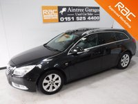 USED 2011 61 VAUXHALL INSIGNIA 1.8 SRI 5d 138 BHP IT HAS JUST HAD A NEW CLUTCH FITTED IT COMES WITH GLEAMING GRAY METALLIC PAINT WORK WITH IMMACULATE CHARCOAL INTERIOR, FRONT FOG LAMPS, ALLOY WHEELS, ELEC WINDOWS ALL ROUND, AUTO HEAD LAMPS, ICE COLD AIR CON, DAB RADIO, BLUE TOOTH PHONE PREP