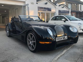 View our MORGAN AERO