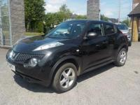 USED 2013 13 NISSAN JUKE 1.5 dCi Visia SUV 5dr Diesel Manual (129 g/km, 108 bhp) Local car lady owner