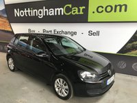 2011 VOLKSWAGEN GOLF 1.6 MATCH TDI BLUEMOTION TECHNOLOGY DSG 5d AUTO 103 BHP £5195.00