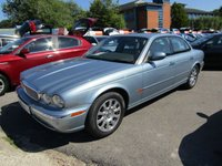 USED 2003 03 JAGUAR XJ 3.0 V6 4d 240 BHP