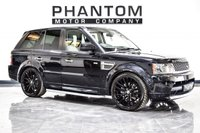 USED 2011 61 LAND ROVER RANGE ROVER SPORT 3.0 TDV6 AUTOBIOGRAPHY 5d 245 BHP