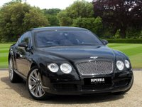 USED 2005 05 BENTLEY CONTINENTAL 6.0 GT 2d  Mulliner Spec, Speed Wheels