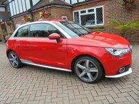 2012 AUDI A1 2.0 TDI CONTRAST EDITION 3d 143 BHP £9995.00