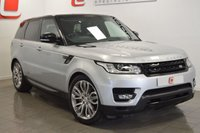USED 2015 15 LAND ROVER RANGE ROVER SPORT 3.0 SDV6 HSE DYNAMIC 5d AUTO 288 BHP MASSIVE SPEC - PAN ROOF + SOFT CLOSE DOORS