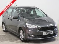 USED 2016 66 FORD GRAND C-MAX 1.5 ZETEC TDCI 5d 118 BHP ***1 Owner, Full Service History, Registered December 2016, Ford Warranty until 14th December 2016, MOT until August 2019, 7 Seats, £30 Road Fund Licence, Parking Sensors, Bluetooth, Air Conditioning, Leather Multi Functional Steering Wheel, Alloys, Ford Sync. Nationwide Delivery Available. Finance Available at 9.9% APR representative.***
