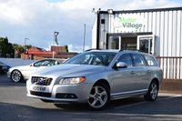 USED 2010 10 VOLVO V70 2.0 D3 SE 5d AUTO 161 BHP STUNNING EXAMPLE WITH FSH