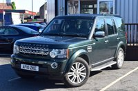 2010 LAND ROVER DISCOVERY 3.0 4 TDV6 HSE 5d AUTO 245 BHP £16995.00