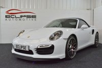 2014 PORSCHE 911 3.8 TURBO PDK 2d AUTO 520 BHP £SOLD