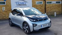 2015 BMW I3 0.0 I3 5d AUTO 168 BHP £15999.00