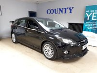 USED 2012 12 FORD FOCUS 1.6 ZETEC S TDCI 5d 113 BHP * GREAT SPEC * SERVICE HISTORY *