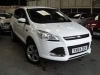 USED 2014 64 FORD KUGA 2.0 ZETEC TDCI 5d 138 BHP ANY PART EXCHANGE WELCOME, COUNTRY WIDE DELIVERY ARRANGED, HUGE SPEC