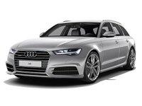 USED 2017 67 AUDI A6 2.0 AVANT TDI ULTRA S LINE BLACK EDITION 5d AUTO 188 BHP