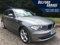 2010 BMW 1 SERIES 2.0 120D SE 5d 175 BHP £6793.00