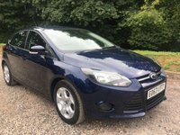 2013 FORD FOCUS 1.6 EDGE TDCI 95 5d 94 BHP £6775.00