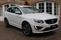 2015 VOLVO XC60 2.0 D4 R-DESIGN NAV 5d 178 BHP £14950.00