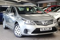USED 2012 62 TOYOTA AVENSIS 2.0 D-4D T2 4d 124 BHP