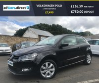 USED 2014 14 VOLKSWAGEN POLO 1.4 MATCH EDITION 3d