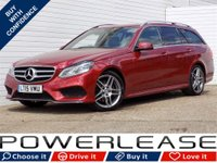 USED 2015 15 MERCEDES-BENZ E CLASS 2.1 E300 BLUETEC HYBRID AMG LINE 5d AUTO 202 BHP HEATED SEATS SAT NAV FSH