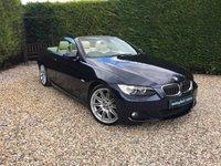 2008 BMW 3 SERIES 3.0 325I M SPORT 2d 215 BHP £7995.00
