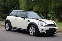 2013 MINI HATCH COOPER 1.6 COOPER 3d 122 BHP £7990.00