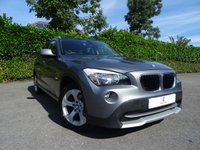 2012 BMW X1 2.0 XDRIVE20D SE 5d AUTO 174 BHP £10970.00