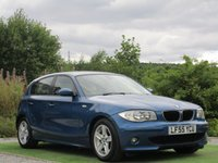USED 2005 55 BMW 1 SERIES 2.0 120D SE 5d AUTO 161 BHP