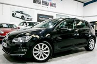 USED 2014 14 VOLKSWAGEN GOLF 2.0 GT TDI BLUEMOTION TECHNOLOGY DSG 5d AUTO 148 BHP
