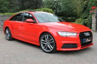 2015 AUDI A6 2.0 TDI ULTRA S LINE BLACK EDITION 4d AUTO 188 BHP £19450.00