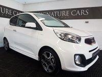 2014 KIA PICANTO 1.2 WHITE ECODYNAMICS 3d 84 BHP £6400.00