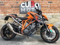 USED 2015 64 KTM SUPERDUKE 1290 R 15  Absolutely stacked with extras!