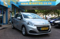 USED 2016 66 PEUGEOT 208 1.2 ACTIVE 3dr 82 BHP NEED FINANCE??? APPLY WITH US!!!